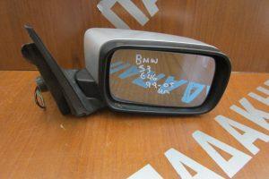 Bmw S3 E46 1999-2005 ηλεκτρικός καθρέπτης δεξιός ασημί
