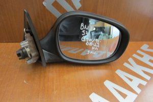 Bmw S3 E90/91 2008-2012 ηλεκτρικός καθρέπτης δεξιός μαύρος 5 ακίδες