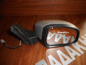 Ford Mondeo 2011-2014 ηλεκτρικός καθρέπτης δεξιός ασημί 6 καλώδια