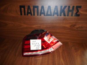 VW Golf 7 2017-2019 φανάρι πίσω δεξιό LED