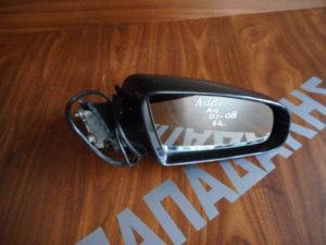 Audi A4 2001-2008 ηλεκτρικός καθρέπτης δεξιός μαύρος 6 καλώδια