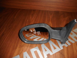 Nissan Micra K12 2003-2010 ηλεκτρικός καθρέπτης αριστερός μαύρος