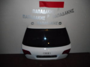 Audi A3 2005-2008 οπίσθια πόρτα 5πορτο άσπρη
