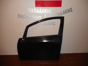 Fiat Grande Punto 2005-2012 πόρτα εμπρός αριστερή μαύρη