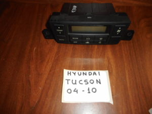 Hyundai Tucson 2004-2010 χειριστήρια καλοριφέρ Clima