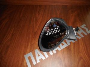 Seat Ibiza 2008-2016 ηλεκτρικός καθρέπτης αριστερός γκρι 5 καλώδια