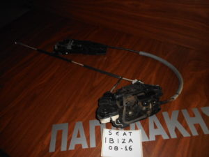 Seat Ibiza 2008-2016 μηχανισμός κλειδαριάς αριστερή