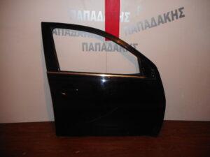 Peugeot 4007 2007-2012 πόρτα εμπρός δεξιά μαύρη