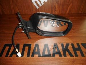 Toyota Yaris 2006-2011 ηλεκτρικός καθρέπτης δεξιός μαύρος 3 καλώδια