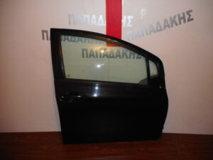 Toyota Yaris 2006-2011 πόρτα εμπρός δεξιά μαύρη