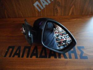 Citroen C3 2016-2020 ηλεκτρικός καθρέπτης δεξιός μαύρος 9 καλώδια