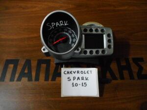 Chevrolet Spark 2010-2015 καντράν