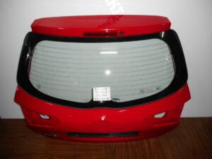 Toyota Yaris 2014-2020 οπίσθια πόρτα (5η) κόκκινη