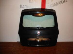 Fiat 500 2007-2016 οπίσθια πόρτα (3η/5η) ανθρακί