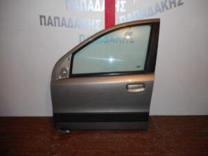 Fiat Panda 4x4 2003-2012 εμπρός αριστερή πόρτα χρυσαφί