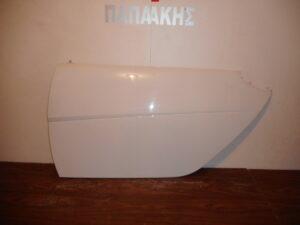 Smart ForTwo w451 2007-2014 πάνελ πόρτας αριστερό άσπρο